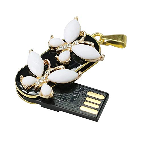 32GB Mariposa Modelo USB Flash Drive pendrive USB Pulgar USB Flash Drive USB Memoria USB Unidad USB Flash Disco Pulgar Unidad USB Flash Tarjeta de Memoria Stick