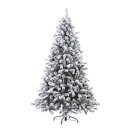 Bizzotto Albero di Natale Artificiale Modellogran Paradiso Innevato H240-1318 Rami