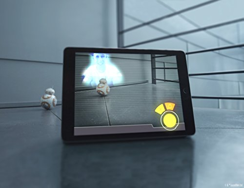 41TcHZ9sISL - Sphero R001ROW, Robot electrónico droide BB-8 Star Wars (R001ROW)
