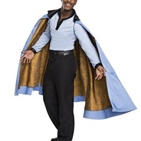 Adult Lando Calrissian Grand Heritage Fancy Dress Costume X-Large