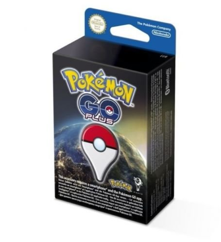 Pokemon Go Plus Armband