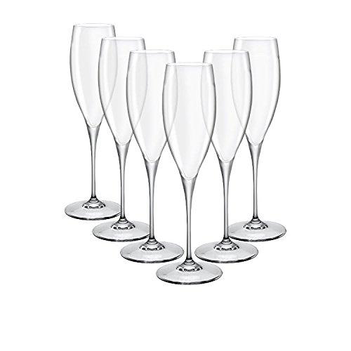 Premium Set 6 Calici N° 3 Champagne 25 cl