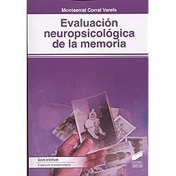 Evaluación neuropsicológica de la memoria (Biblioteca de Neuropsicología)