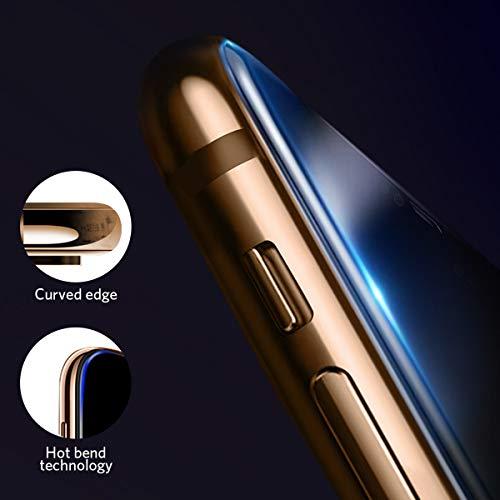 Benks Verre Trempé Anti Espion pour iPhone XS Max Privacy Film de Protection Écran Complet 3D Vitre Protecteur Anti Rayures Ultra Résistant ... 25