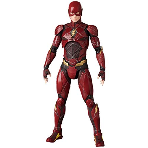 RFJJAL Anime Model Justice League Lightning Gioco Giocattolo Home Office Decoration