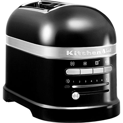 KitchenAid - 5KMT2204EOB - Grille-pains, 1250 watts, Noir