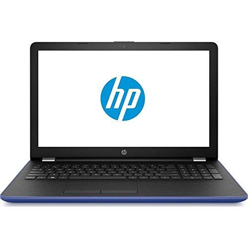 """HP Notebook 15-bs001ns - Ordenador portátil 15.6"""" (Intel Celeron N3060, 4GB RAM, 500GB HDD, Windows 10), Color Negro - Teclado QWERTY Español"""