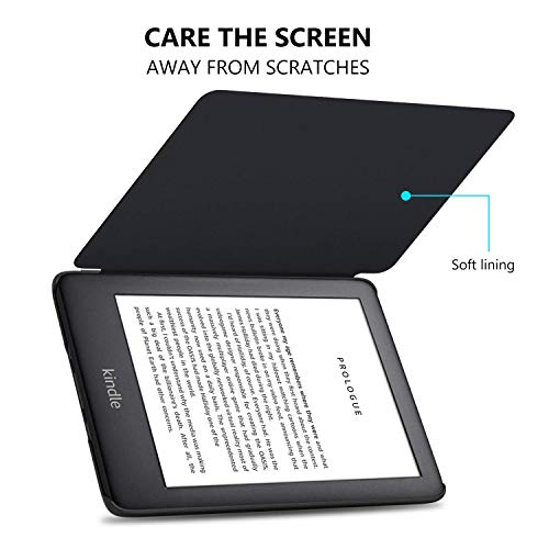 "MOCA Compatible Smart Auto Wake/Sleep flip Case Cover for 2019 Kindle 10th Gen Generation 6"" Display 2019 Release case Cover (Black) 3  MOCA Compatible Smart Auto Wake/Sleep flip Case Cover for 2019 Kindle 10th Gen Generation 6″ Display 2019 Release case Cover (Black) 41USDNdrCaL"