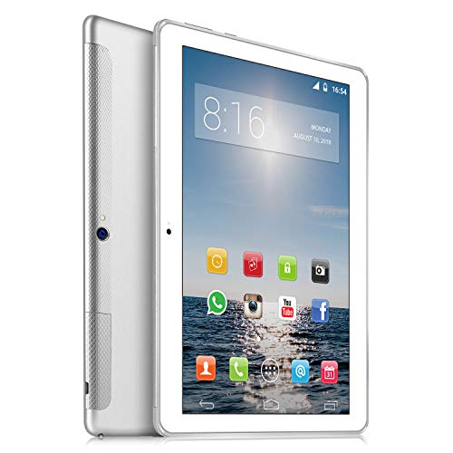 4G LTE Tablet 10 Pollici HD - TOSCIDO W109 Android 7.0, Quad-Core,32 GB ROM, 2 GB...