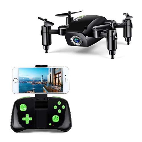 LBLA 1RC Pieghevole Mini, Drone Regalo per Bambini/Adulti, giroscopio a Assi con altitudine Hold...