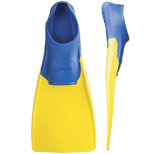 FINIS Swim Fin Floating blue/yellow, XS - EU 33-35