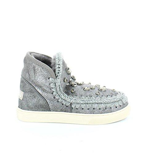 Mou Eskimo Sneakers with Rhineston 40