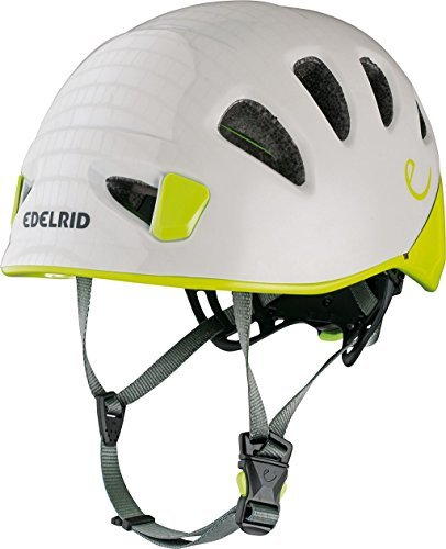 EDELRID Shield II - Casco de escalada pebbles/oasis Talla:1