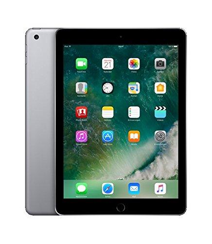Apple iPad, 9,7' mit Wifi, 32 GB, 2017, Space Grau