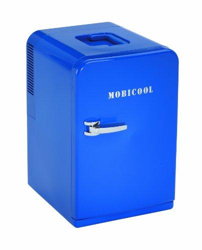 Mobicool F15 Mini Frigo Termoelettrico, colore Blu, 15 litri circa