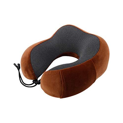 YATOUFA Cuscino Morbidi cuscini a forma di cartone animato a forma di cuscino da viaggio in memory...