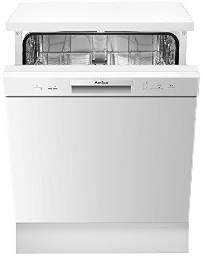 Amica GSP 14743 W Libera installazione 12coperti A+ lavastoviglie