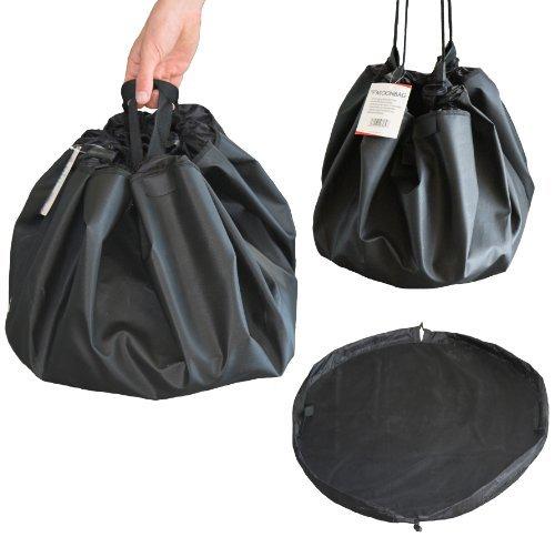 Frostfire Moonbag (nero), fasciatoio pesante e custodia, ideale per gli sport acquatici, il nuoto e...