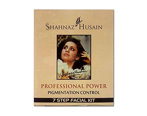 Shahnaz Husain 7 Step Pigmentation Control Facial Kit 48g+15ml