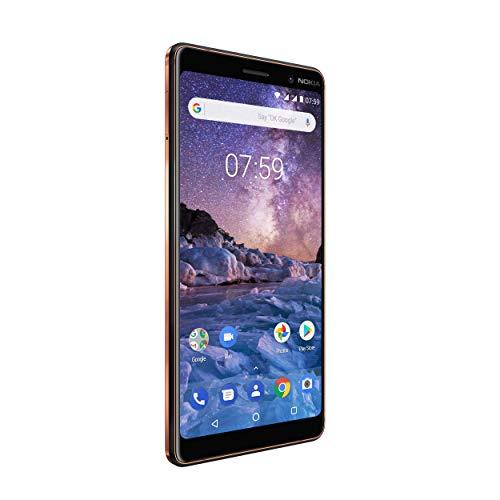 Nokia 7 Plus Smartphone Débloqué 4G (Ecran : 6 pouces - 32Go ROM - 3Go RAM - Nano SIM) Noir [Version Française] 25