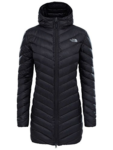 The North Face, W Trevail Parka, Parka, Donna, Nero (Tnf Black), XS