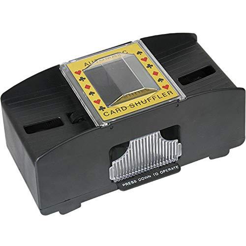 Safaiyy Impastatrice Automatica elettrica di Legno dello shuffler della Mazza del Gioco da Tavolo...
