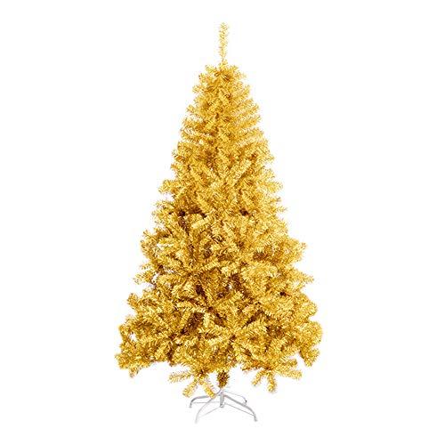 Albero Di Natale 800 Rami.Il Miglior Albero Di Natale Oro Scopri La Lista E Le Recensioni Presepe Info