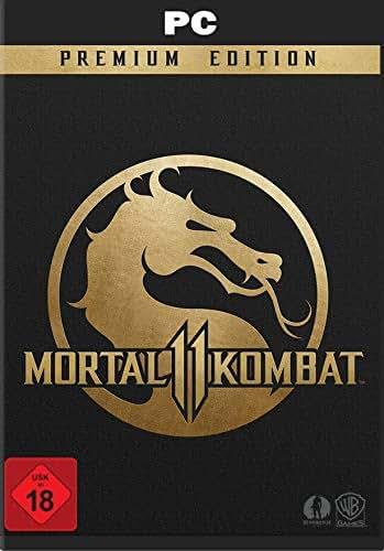 MortalKombat11 Premium   [Kombat Pack beinhaltet]   PC Download - Steam Code