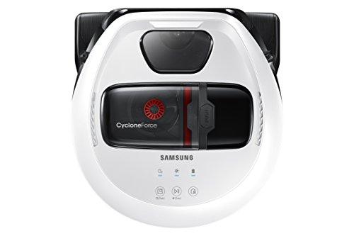 Samsung  VR10M701IUW Aspirapolvere Robot POWERbot VR7000, 10 W, Bianco