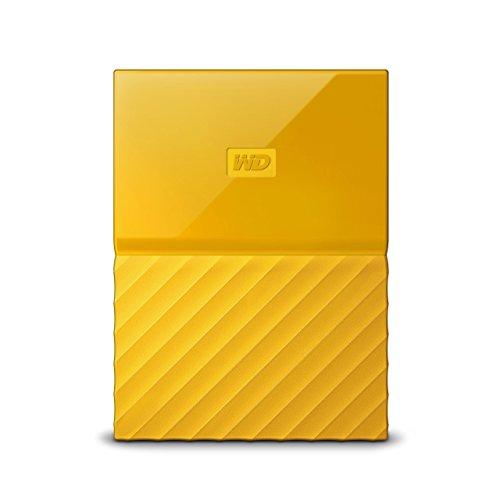 WD My Passport - Hard disk esterno portatile, USB 3.0, ricondizionato certificato N9000 Iii 2TB