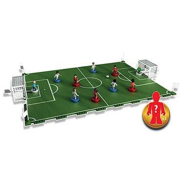 Character Building 4370 - Sports Stars, campo y jugadores de fútbol