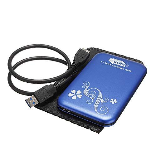 Mao mao Hard Disk Mobile Esterno 60GB-1TB Usb3.0 Trasmissione ad Alta velocità allo Stato Solido...