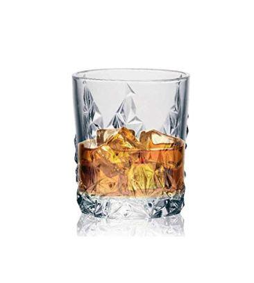 Soogo Jordon Whisky Glass Set, 2-Piece, Transparent 3