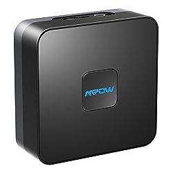 Kaufen Mpow Bluetooth 4.1 Empfänger audio adapter für stereoanlage Heim HiFi Auto Lautsprecher Musikstreaming-Soundsystem mit 3.5mm Aux Cinch Kabel