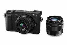 Panasonic Lumix DMC-GX80WEG MILC 16MP Live Mos 4592 x 3448Pixeles Negro - Cámara Digital (16 MP, 4592 x 3448 Pixeles, Live Mos, 4K Ultra HD, Pantalla táctil, Negro) - [Versión importada]