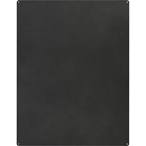 KalaMitica Lavagna Magnetica Antracite In Acciaio Scrivibile Con Gessetti. Dimensioni 74x57x0,12cm