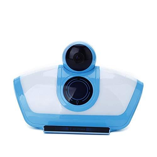 3nh 1Pc US Plug : WiFi Wireless IP Camera Baby Monitor Remote Video Camera Play Music 2-Way Intercom Surveillance with Bluetooth Speaker