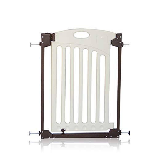 HN baby playpen Baby Door Guardrail Isolation Household Kitchen Fence Stair Railing Child Safety Gates Free Punching Environmental Pe Material