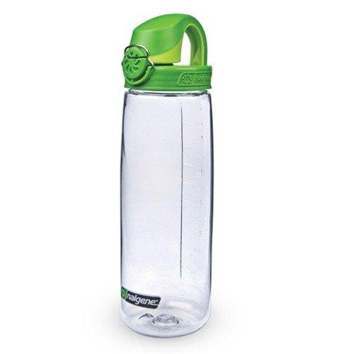 Nalgene, Borraccia Everyday OTF, Trasparente/ Verde