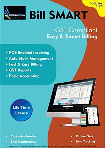 BILL SMART - GST Compliant, Billing, Invoicing, Software