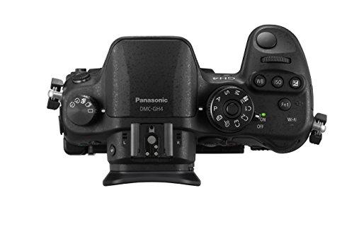"Panasonic DMC-GH4 - Cámara réflex digital de 16.05 Mp (Live MOS, pantalla 3""), negro (importado)"