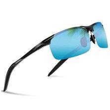 LATEC-Gafas-de-sol-de-conduccin-polarizada-Gafas-de-conduccin-para-hombres-Gafas-deportivas-Gafas-de-golf-de-pesca-con-estructura-metlica-y-proteccin-UV400