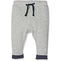 name it Baby Jungen Hose nitJAKE Grau (Grey Melange), 62