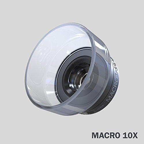 Dreamgrip Visio Pro Ultra Faible Distorsion Ensemble de lentille pour n'importe Quel Smartphone Téléphone Objectif de Fixation 26