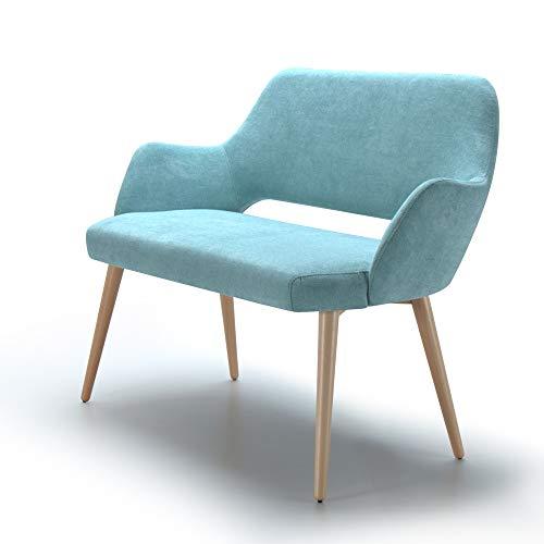 Marchio Amazon -Alkove, divano decorativo modello Andre, colore turchese