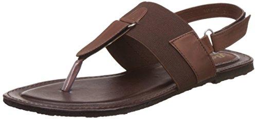 BATA Women's New Brown Fashion Sandals - 7 UK/India (40 EU) (5614197)