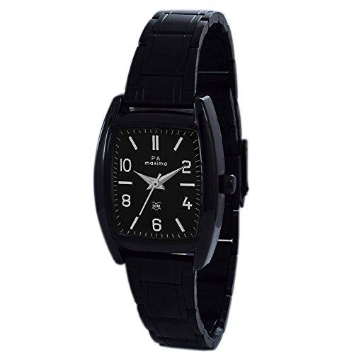Maxima Analog Black Dial Women's Watch - 49950CALB