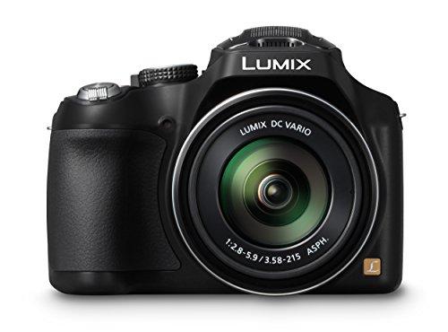 Panasonic Lumix DMC-FZ72 Fotocamera Digitale, Sensore MOS 1/2,3 High Sensivity, 16,1 Megapixel effettivi