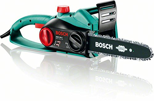 Bosch Home and Garden 0600834400 Bosch Sierra de Cadena, Color Negro y Verde, 1800 W