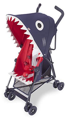 Maclaren Shark Buggy - Passeggino - super leggero, compatto